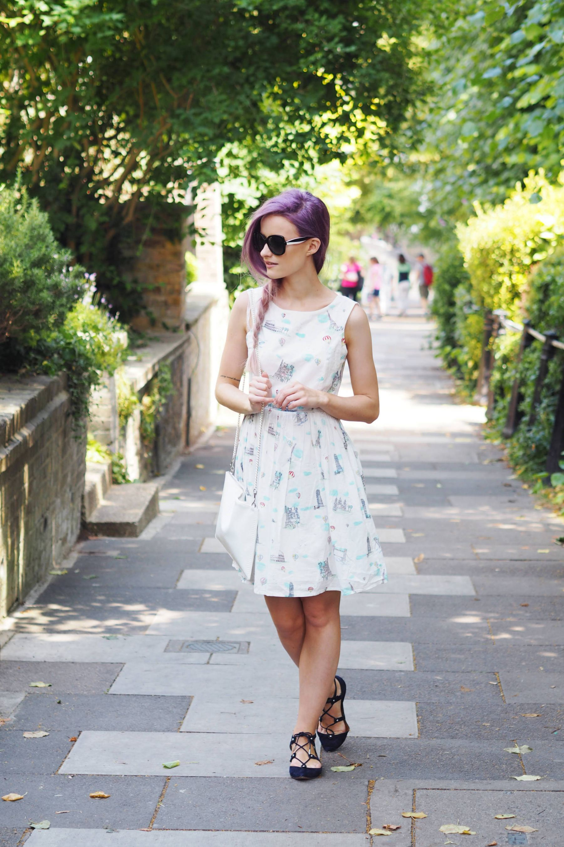 oliver bonas dress