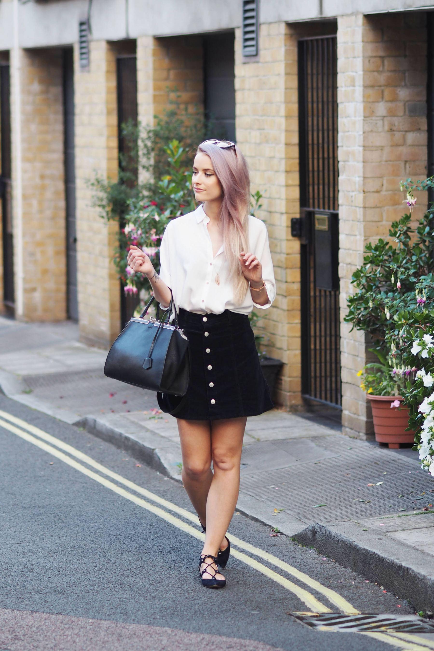 alexa chung skirt