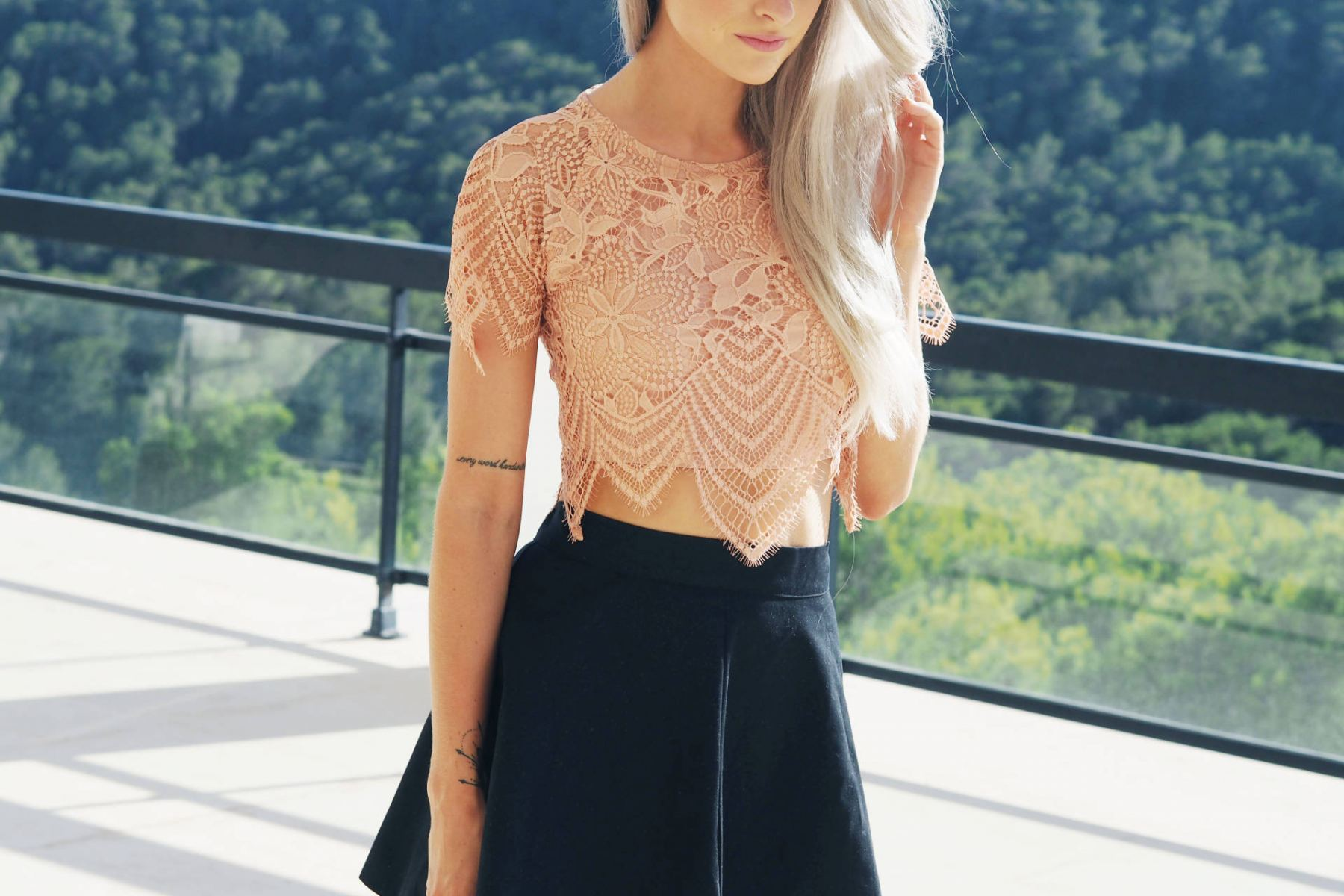 for love and lemons top