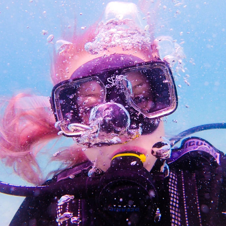 scuba diving greece inthefrow