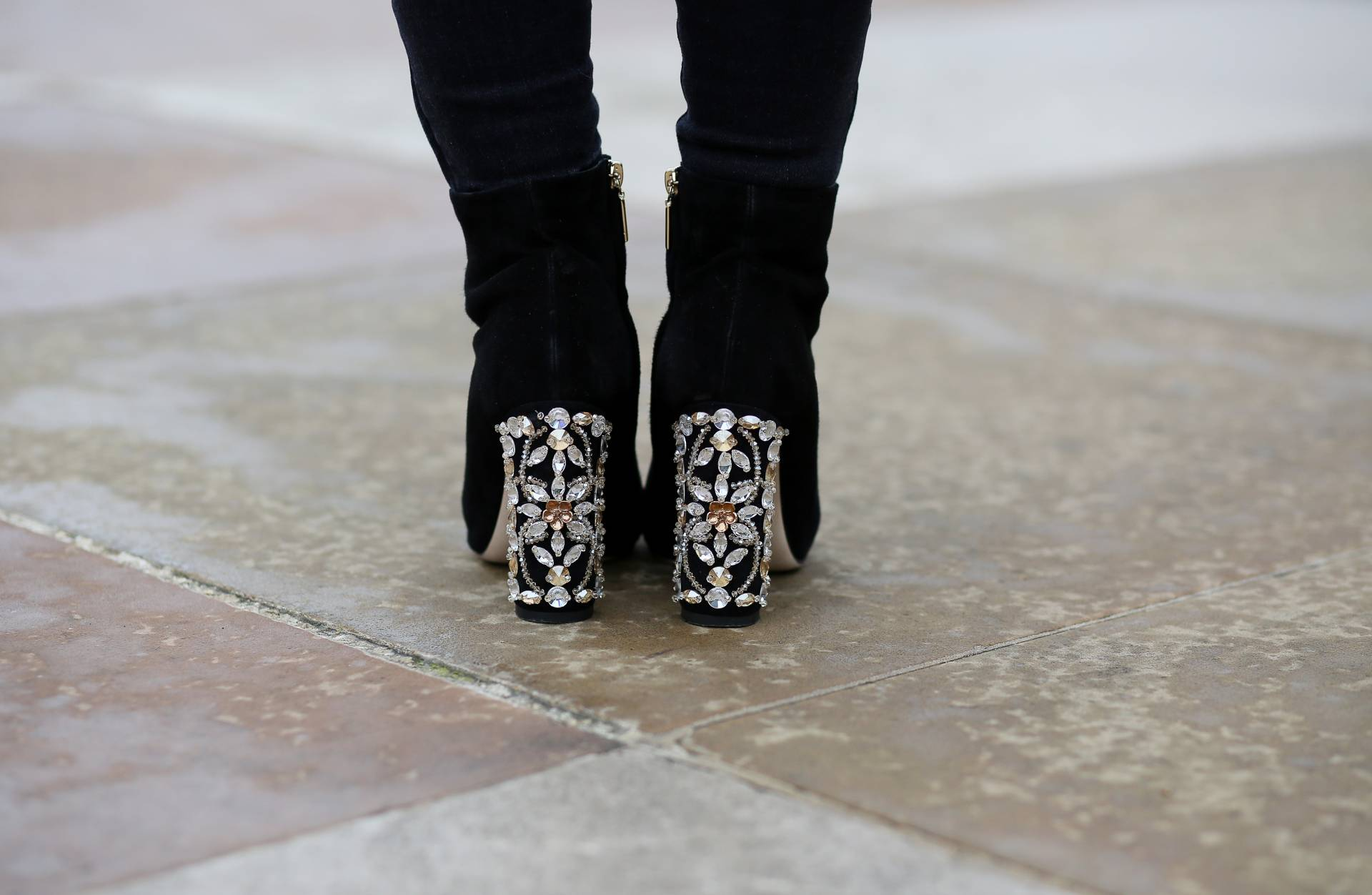 dolce and gabbana boots