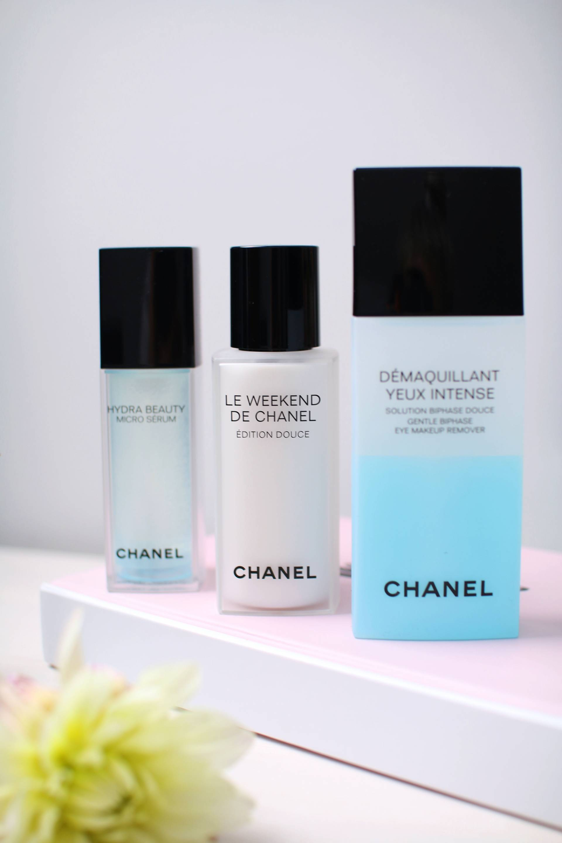 chanel skincare hydra beauty, Le Weekend