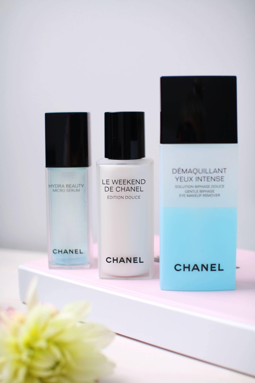 chanel skincare hydra beauty, Le Weekend