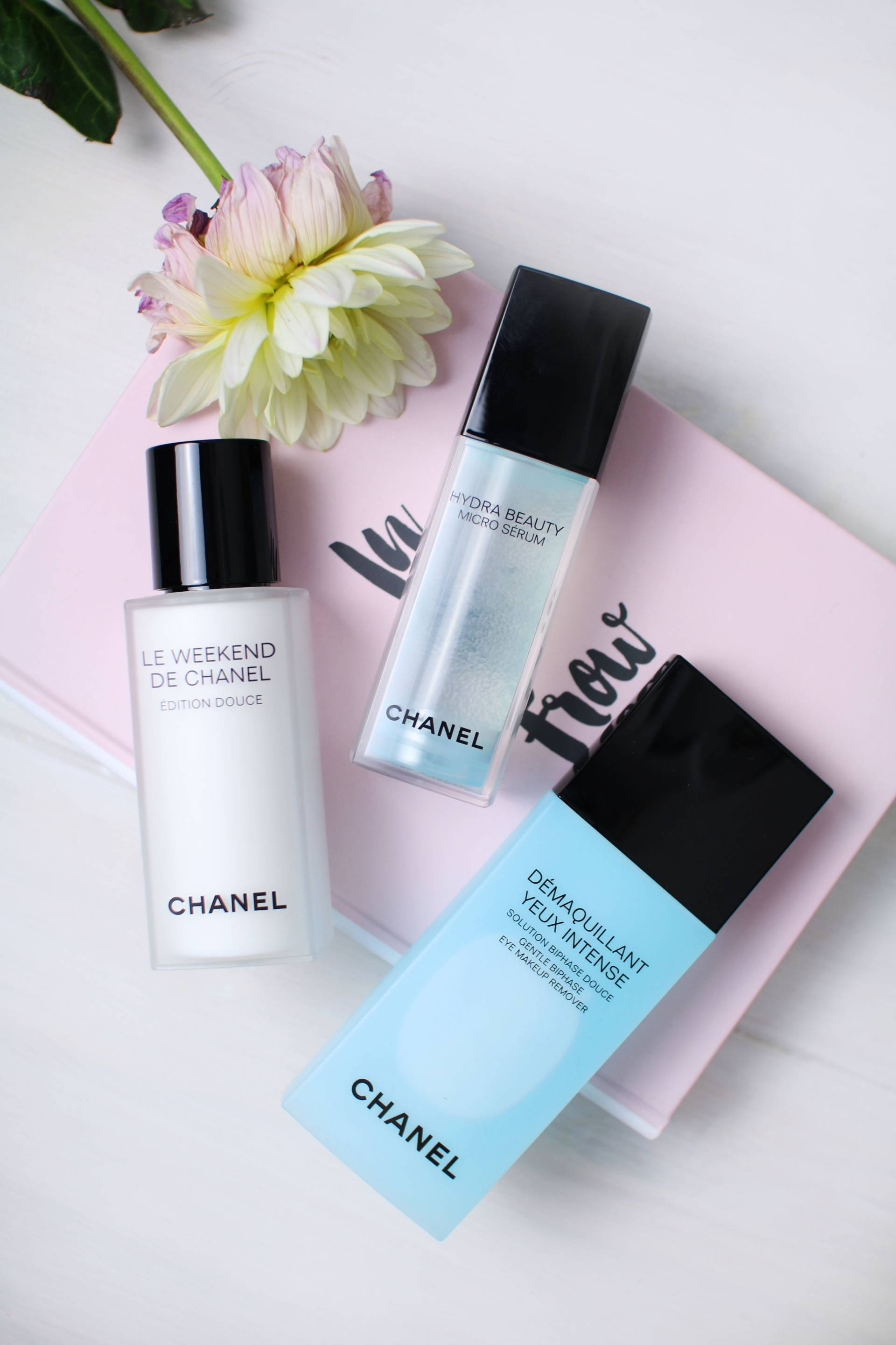Chanel Skincare for the Weekend - Inthefrow