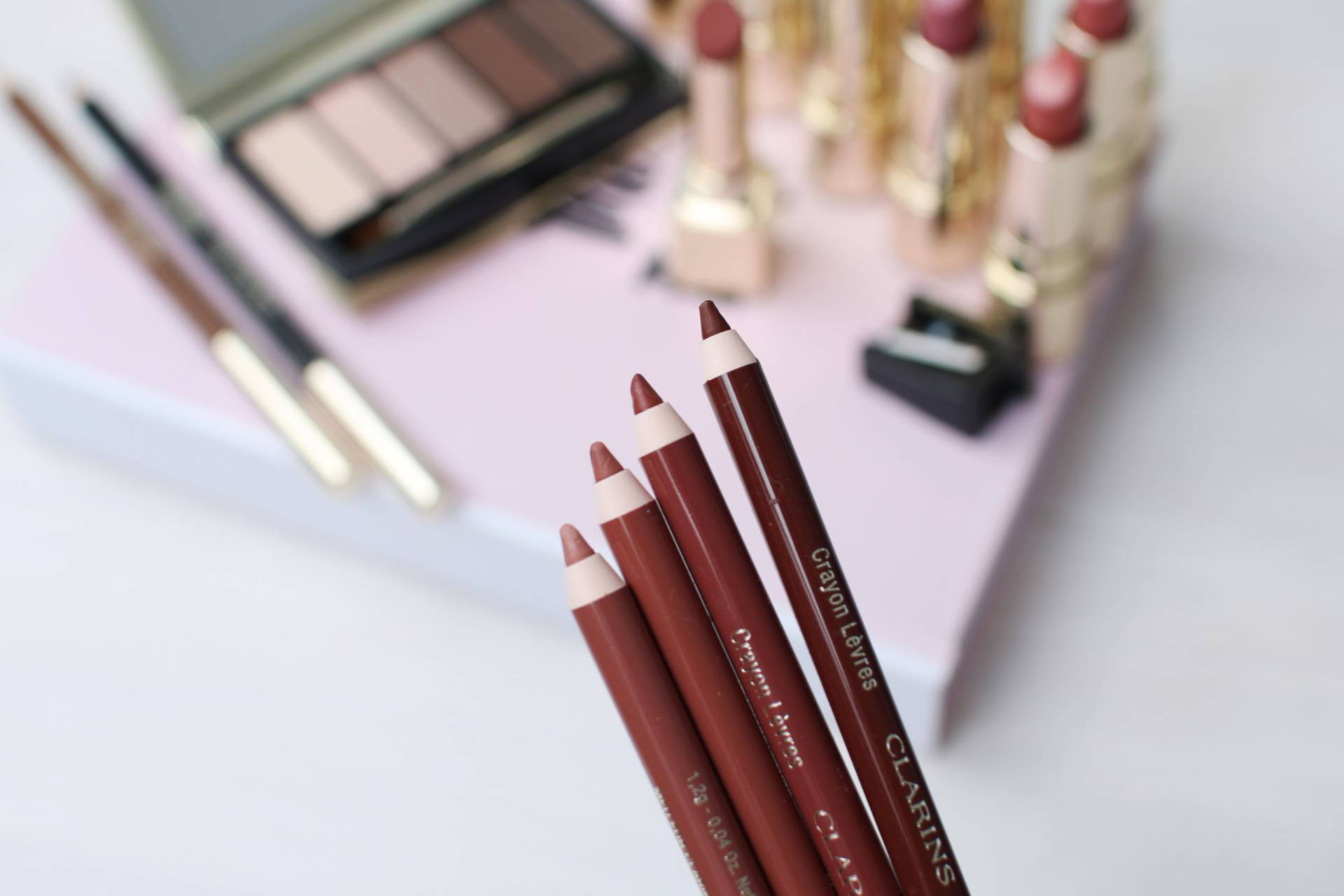 clarins nude lip liners