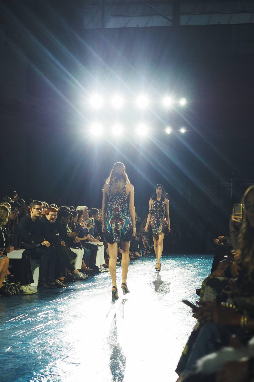 Mary Katrantzou s/s16 London Fashion Week