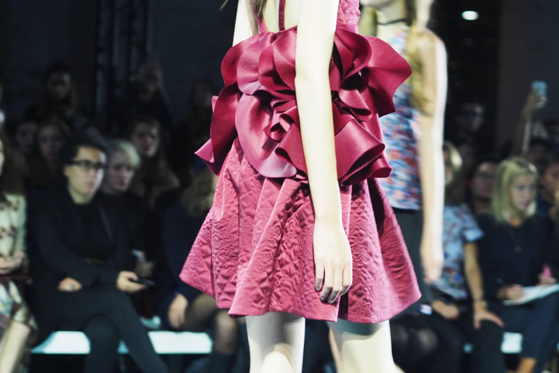 Mary Katrantzou s/s16 London Fashion Week Inthefrow