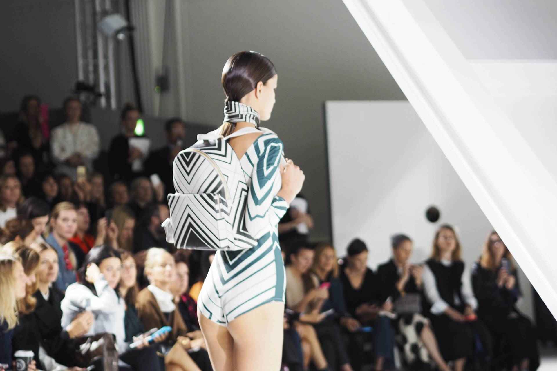 Anya Hindmarch London Fashion Week Spring Summer 2016 Inthefrow.com