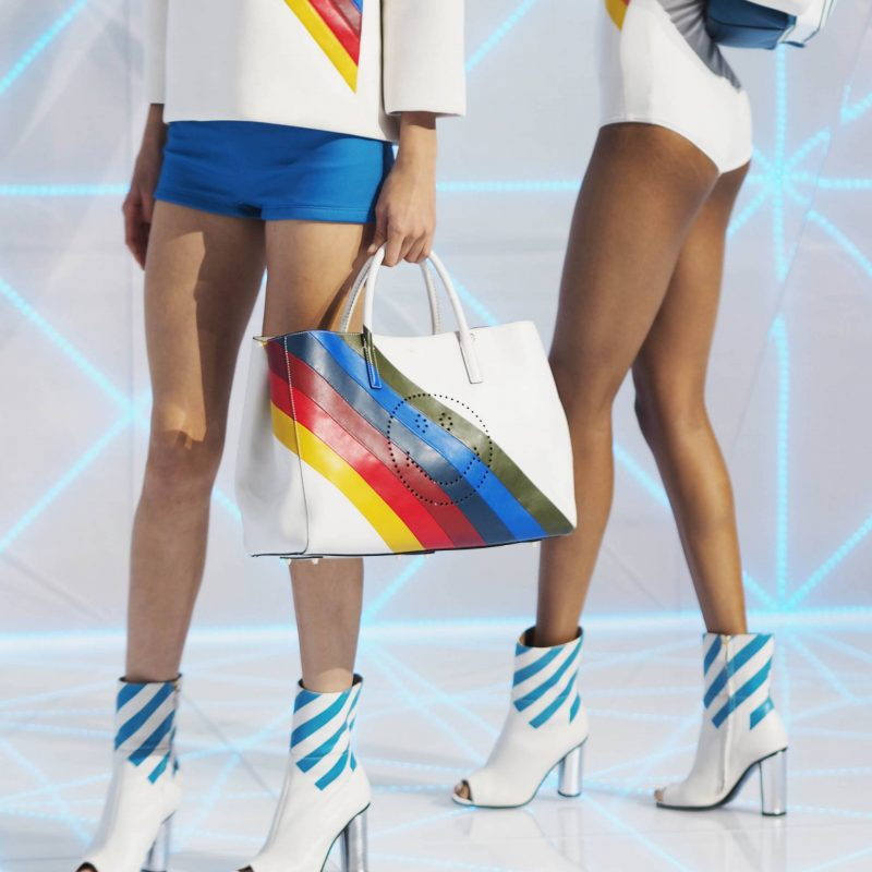 Anya Hindmarch London Fashion Week Spring Summer 2016 Inthefrow.com