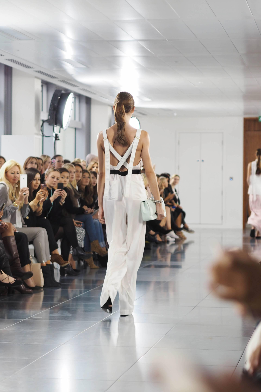 Amanda Wakeley London Fashion Wek Spring Summer 2016 Inthefrow.com