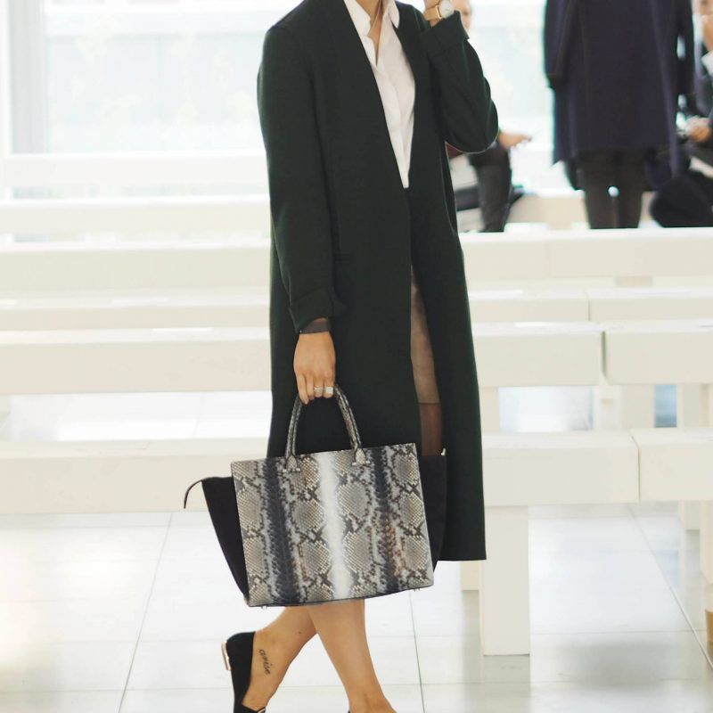 london fashion week outfit 5
