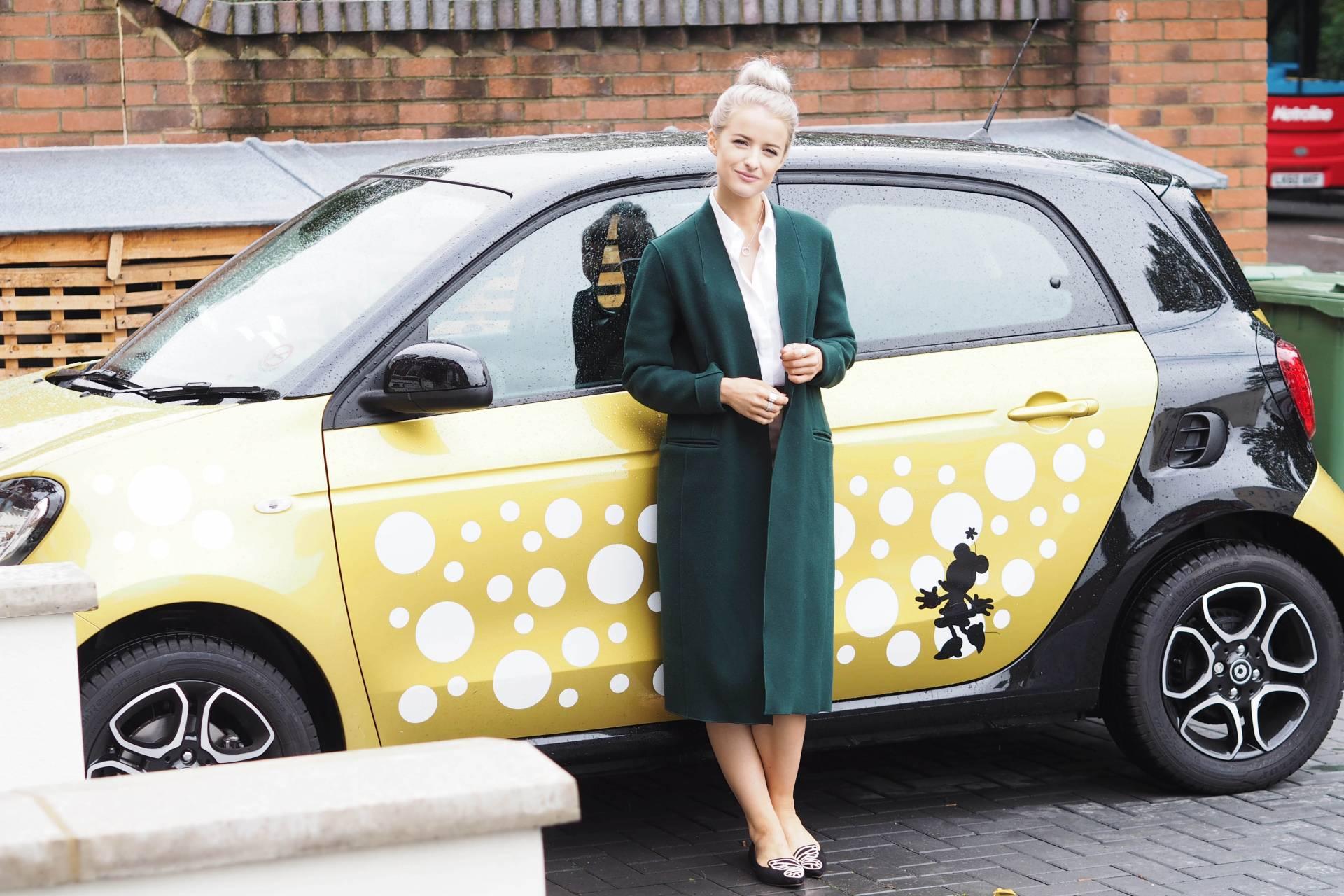 smart forfour london fashion week