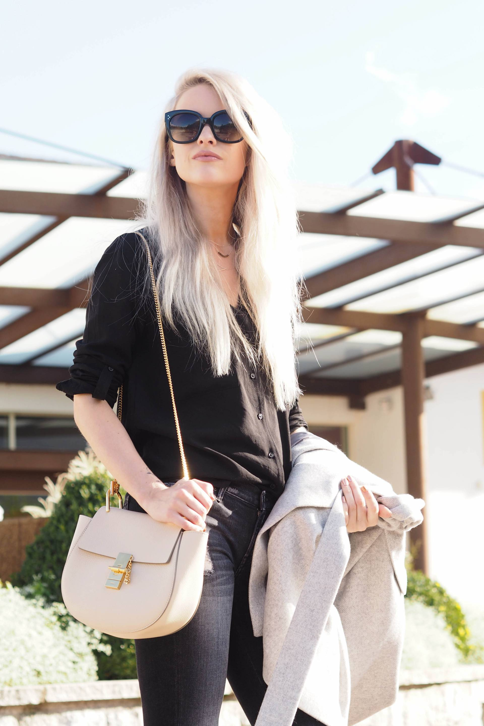 inthefrow in south tyrol outfit with chloe drew in arctic white