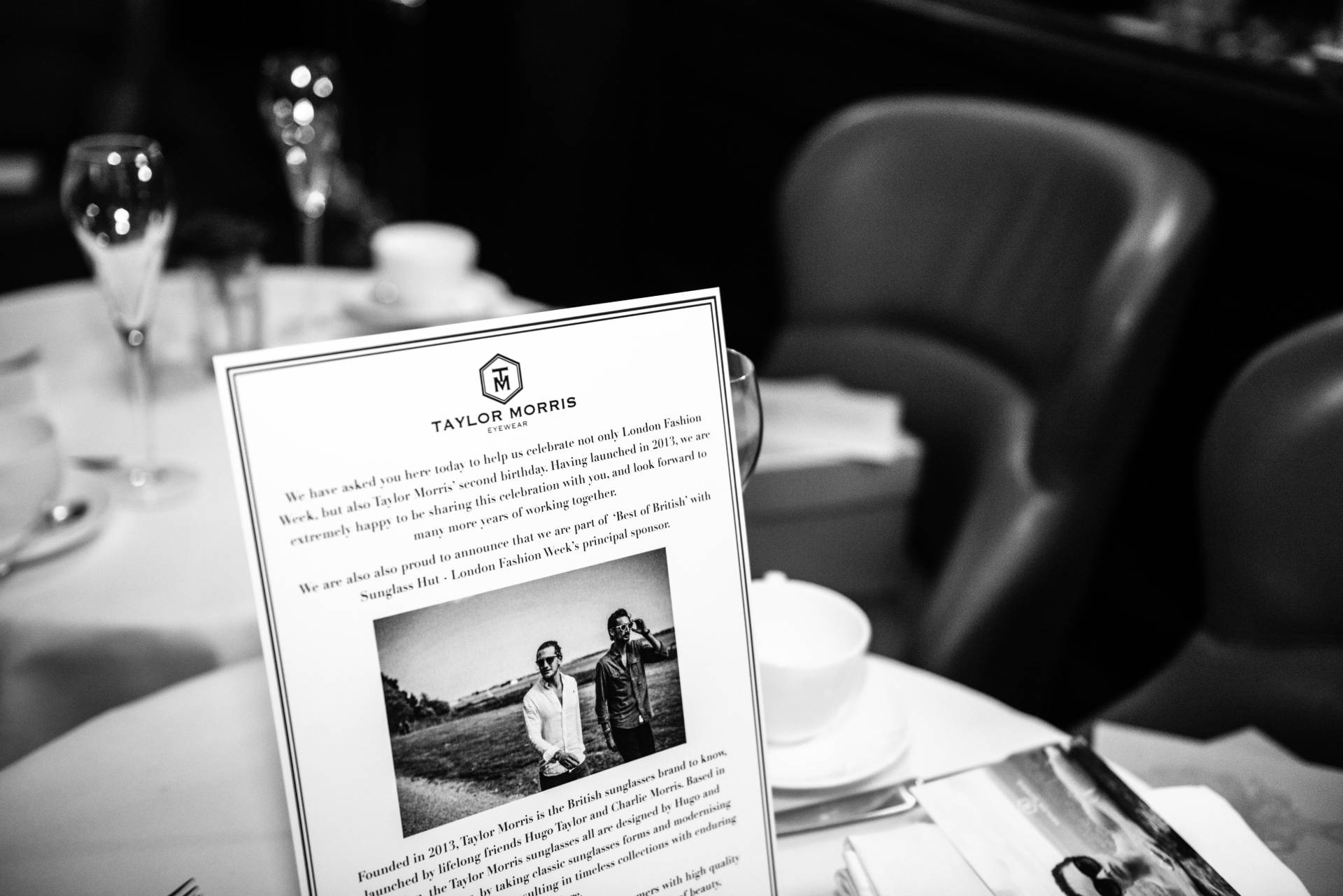 lucdelany Taylor Morris Afternoon Tea