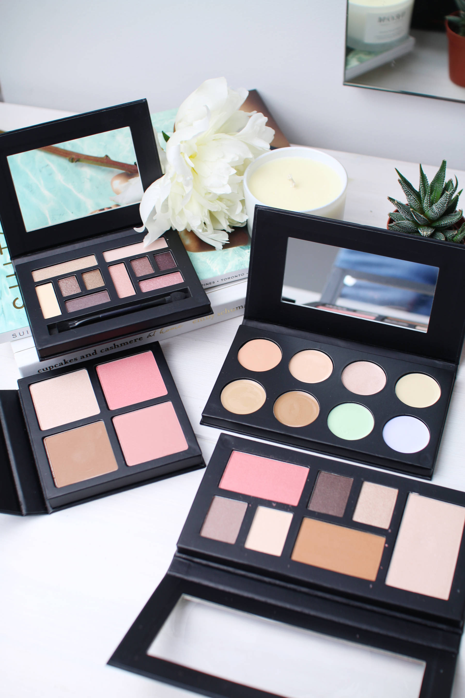 Collection pro palettes