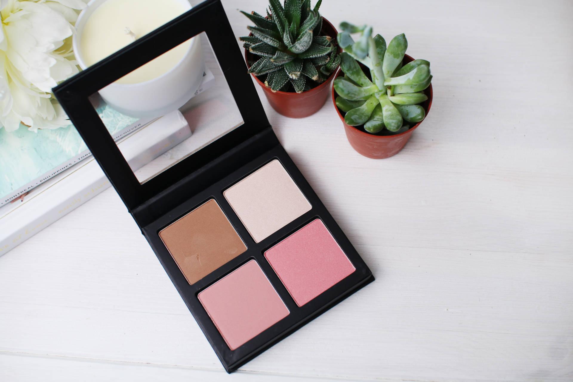 Collection pro palettes blush