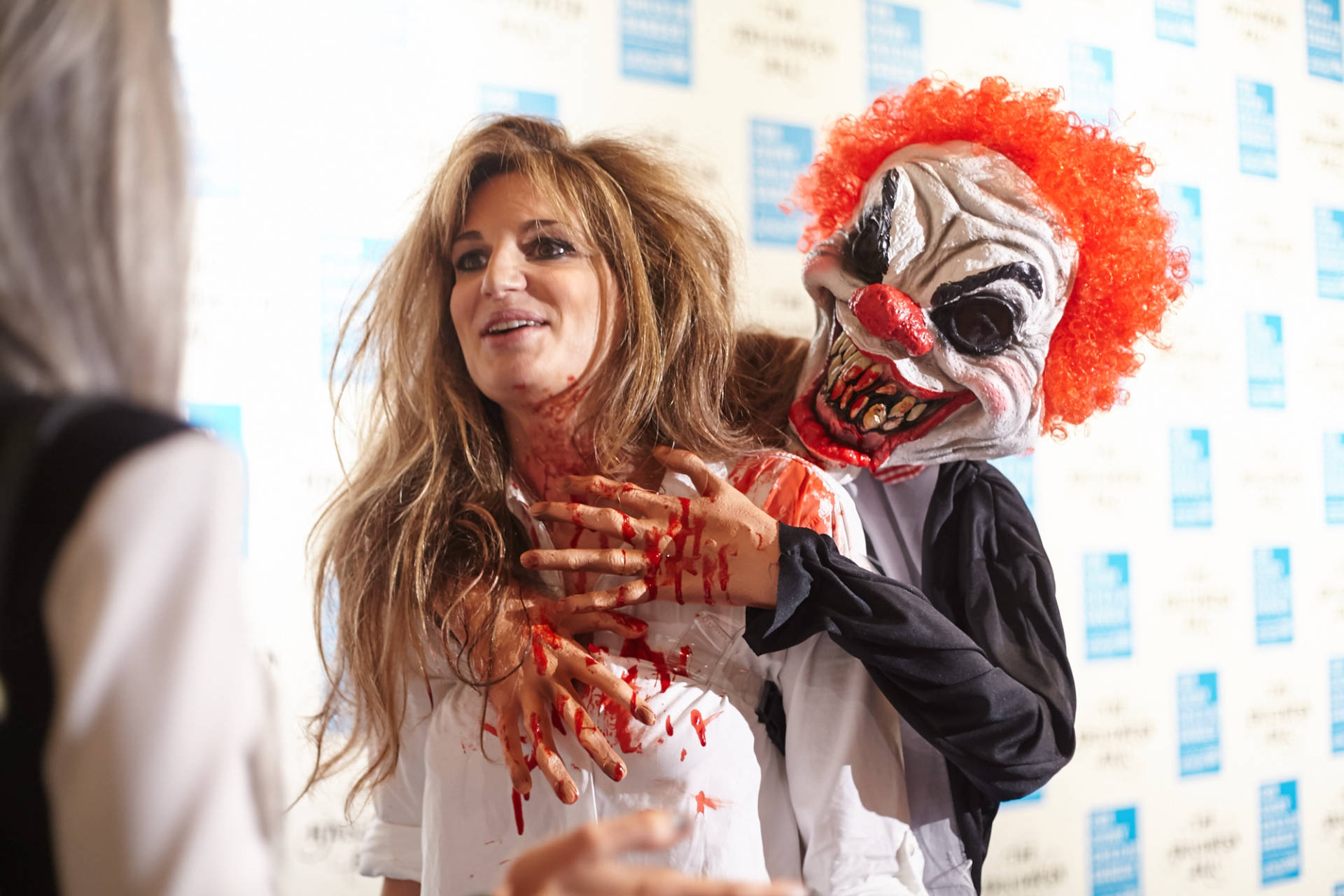 jemima khan at the unicef halloween ball