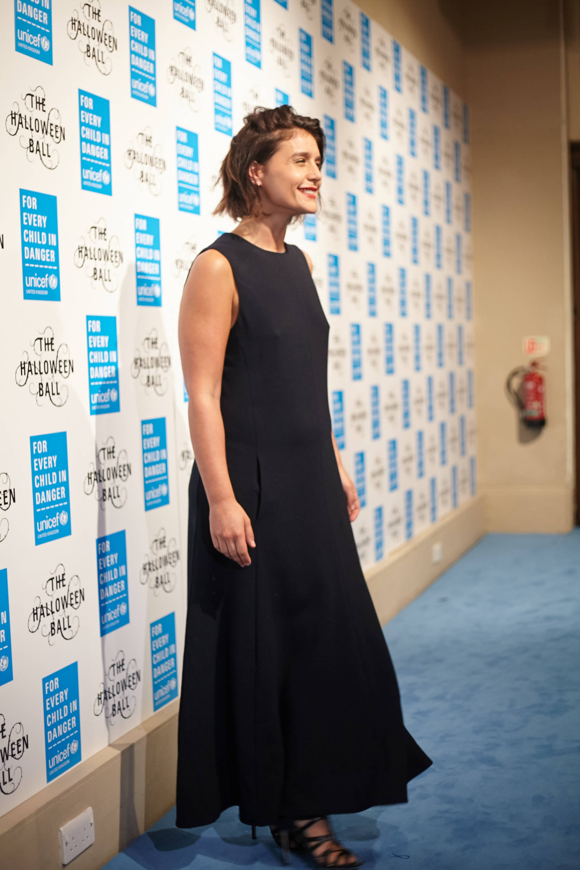 jessie ware at the unicef halloween ball