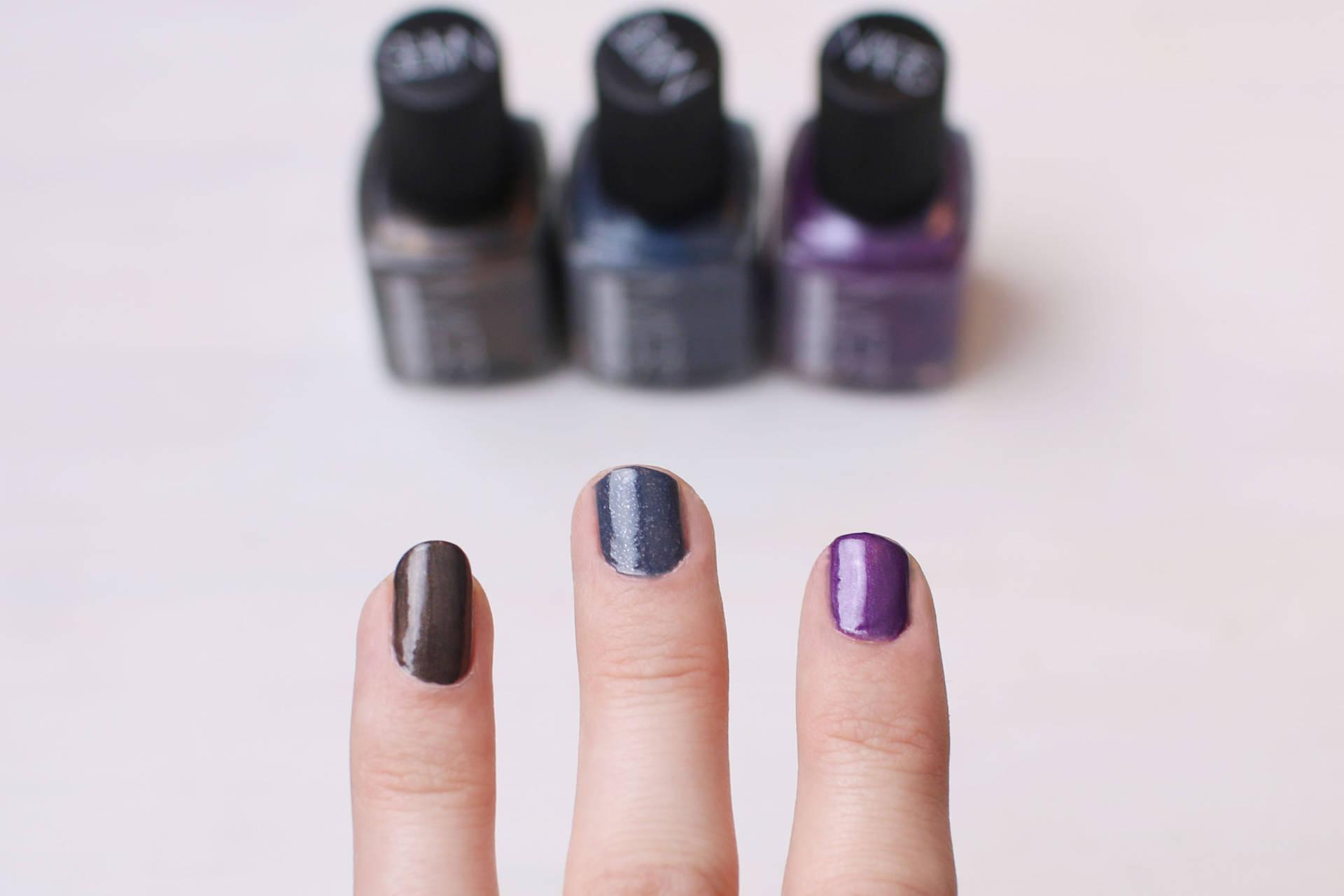 nars x steven klein nail varnishes