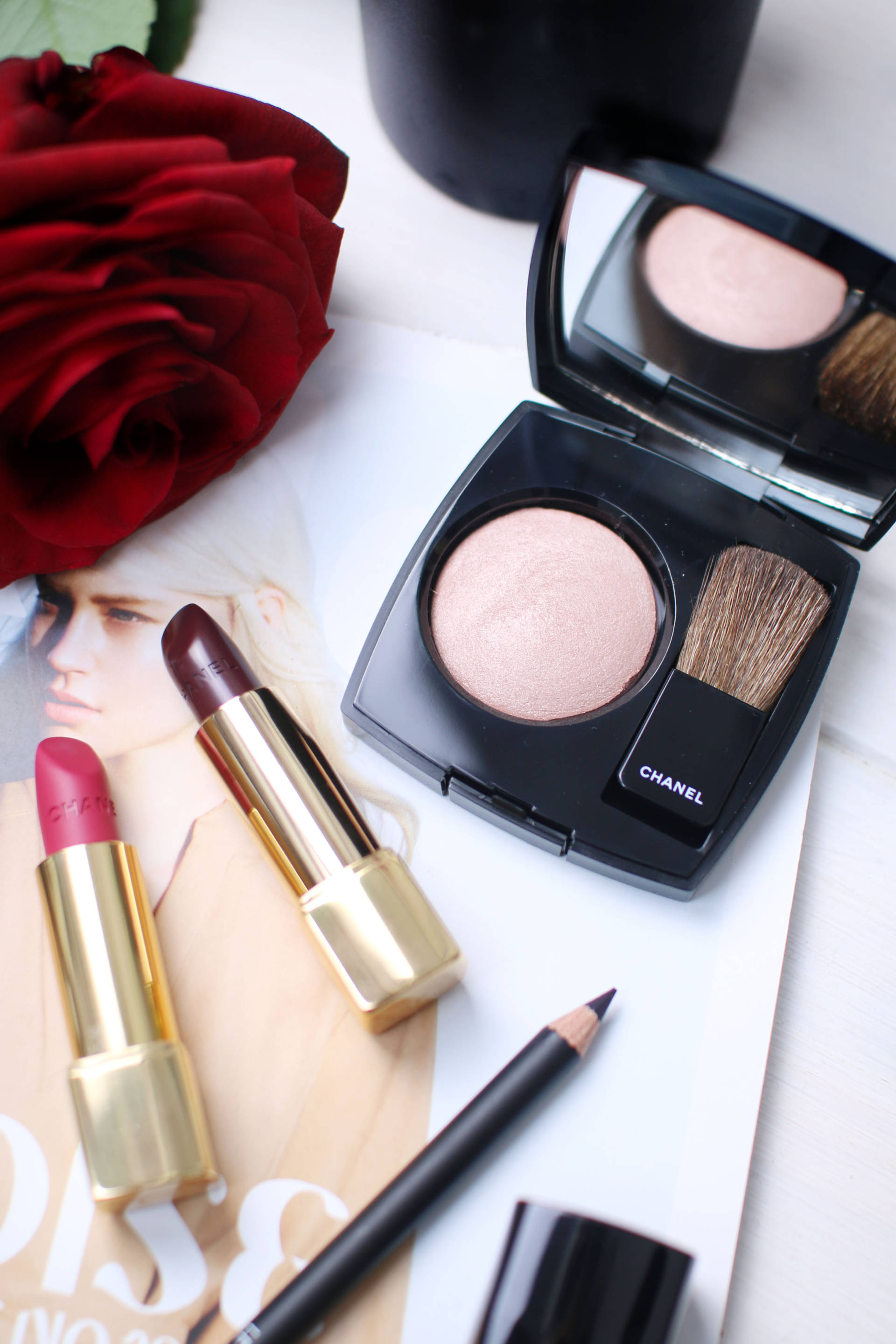 chanel christmas beauty collection