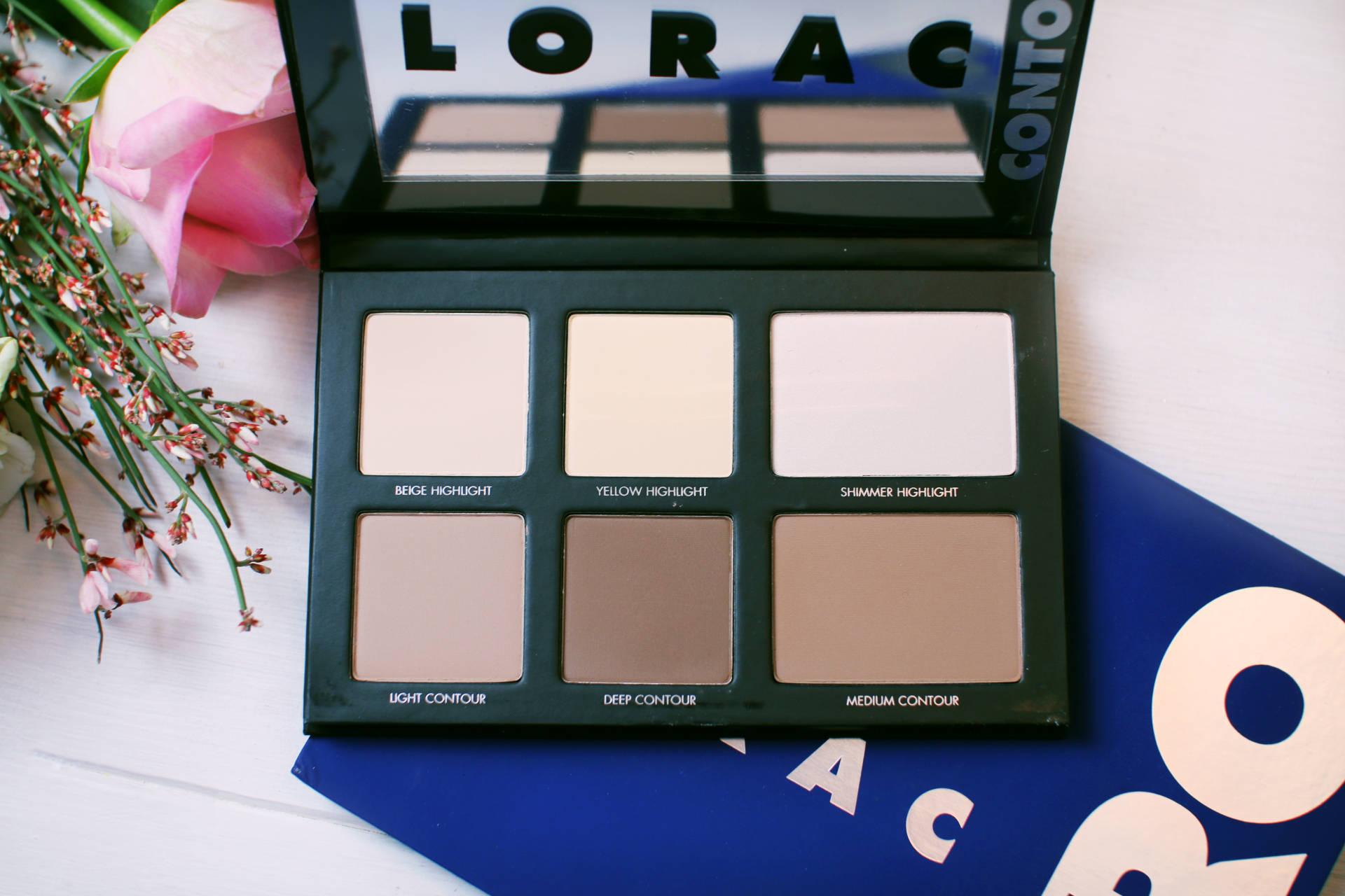 lorac pro palettes