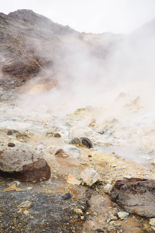 lava caving iceland