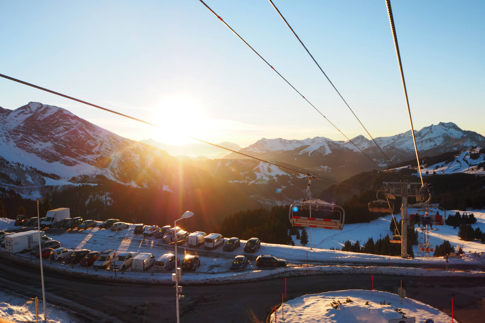 avoriaz skiing