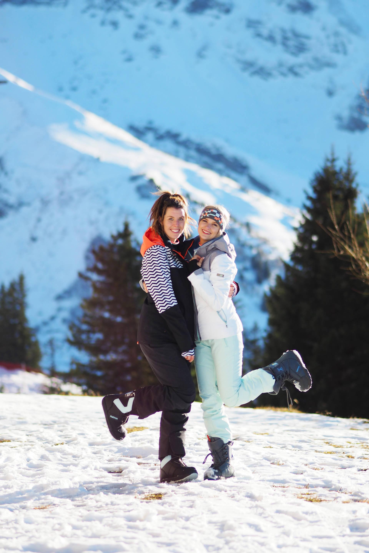 roxy skiiwear inthefrow