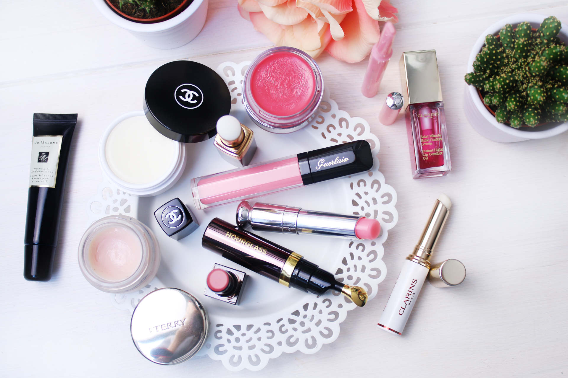 luxury lip balm comparison inthefrow