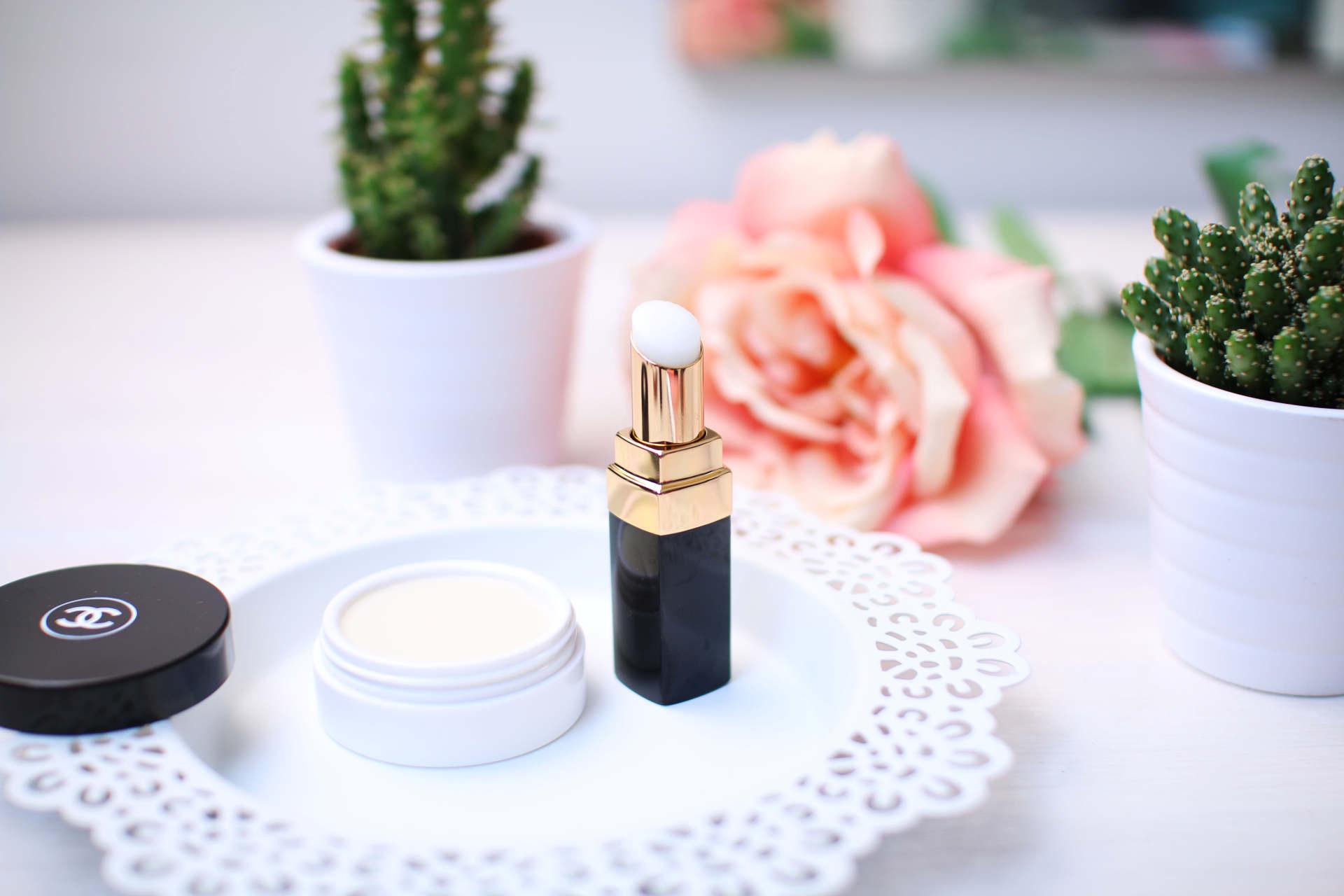 chanel luxury lip balm comparison inthefrow