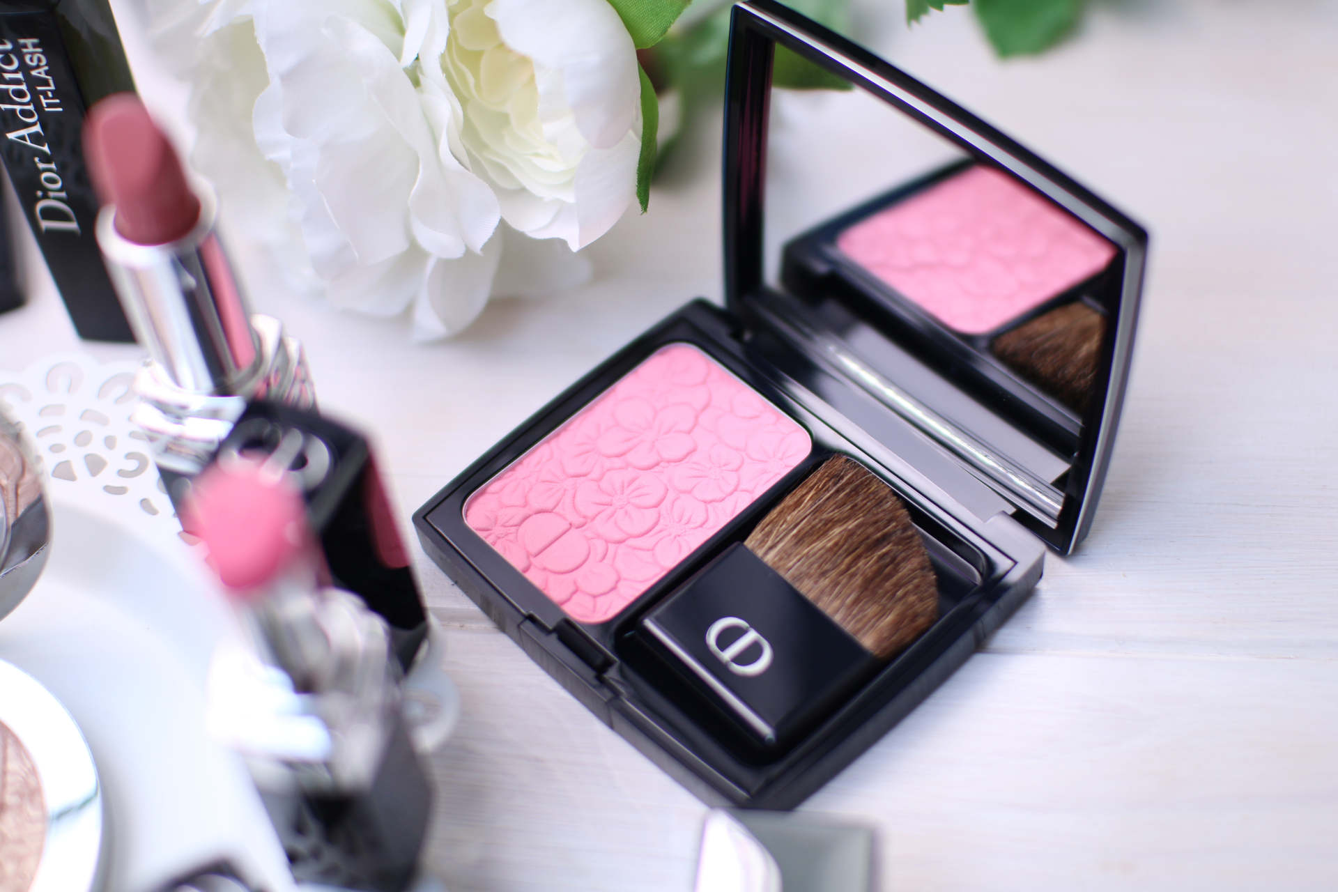 dior spring floral collection