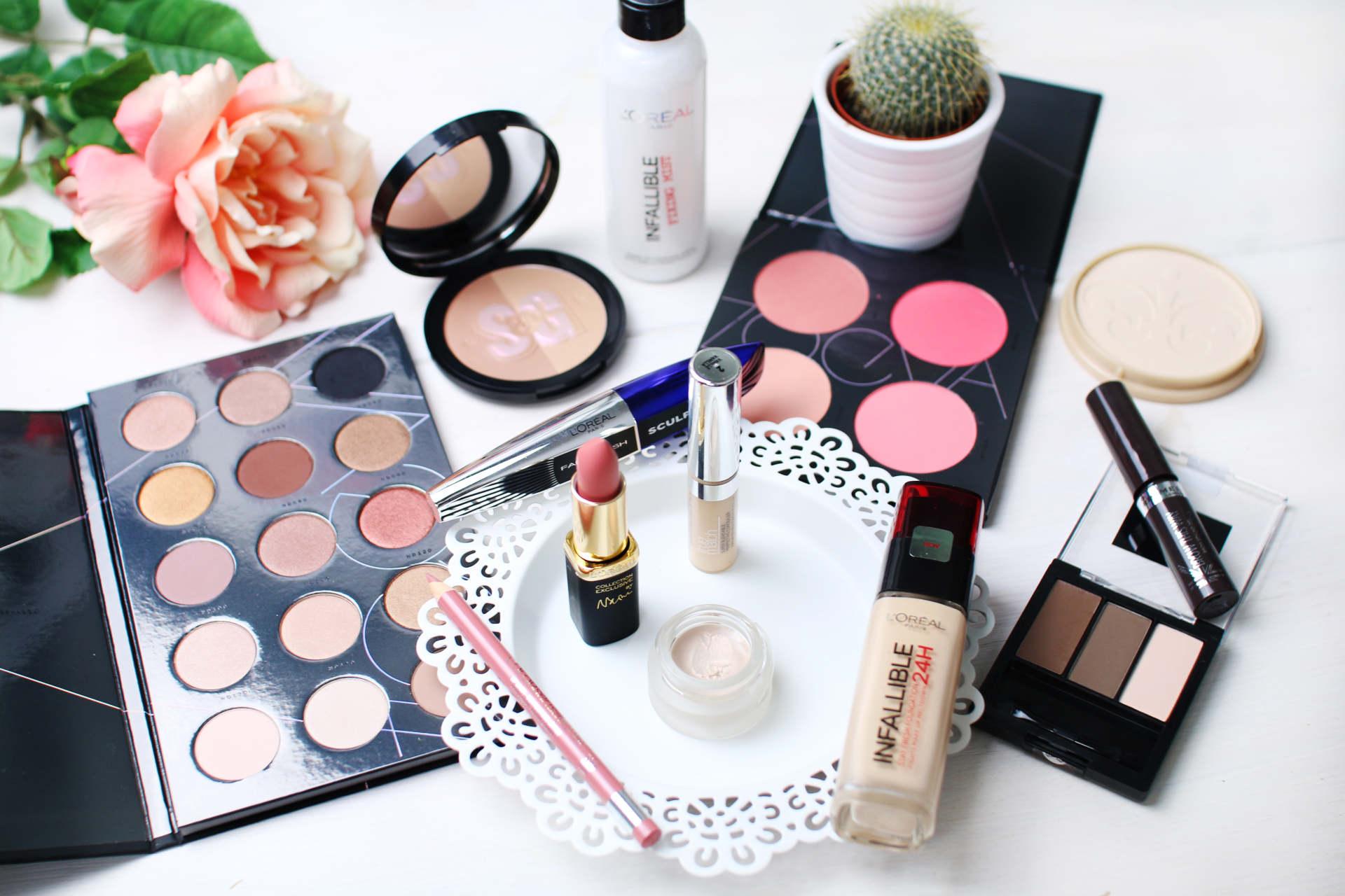 drugstore everyday makeup