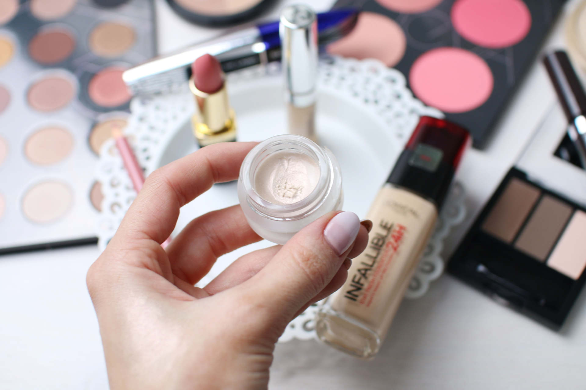 drugstore everyday makeup topshop glow