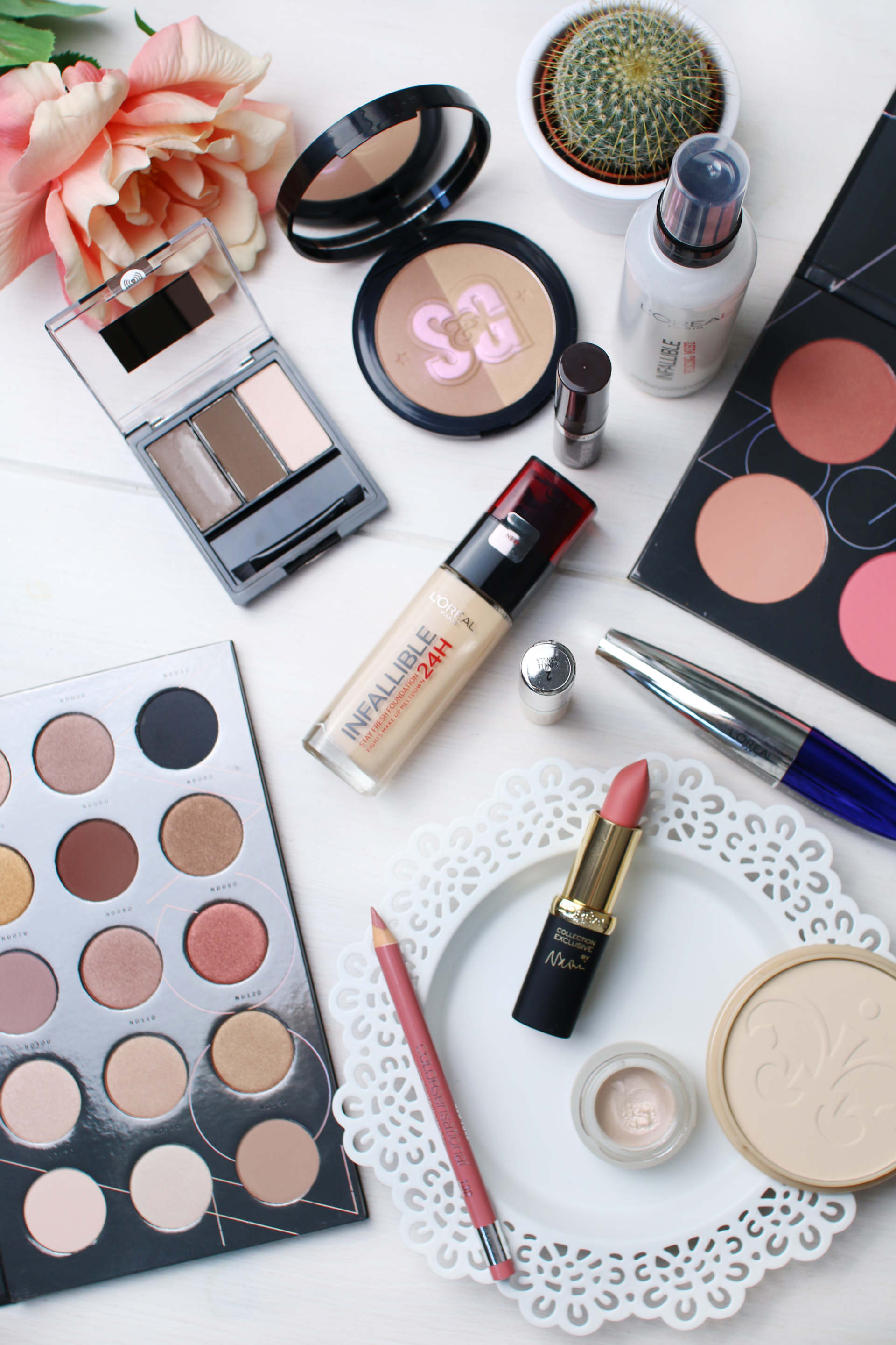 drugstore everyday makeup