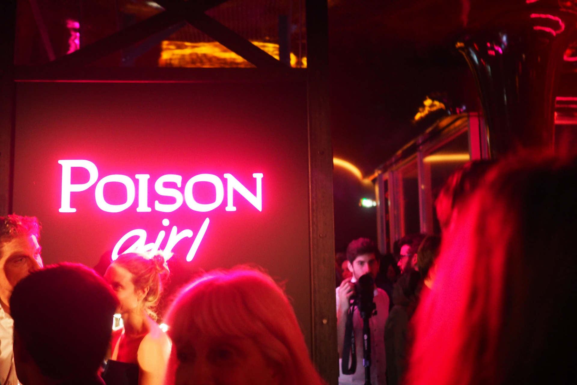 dior poison girl party
