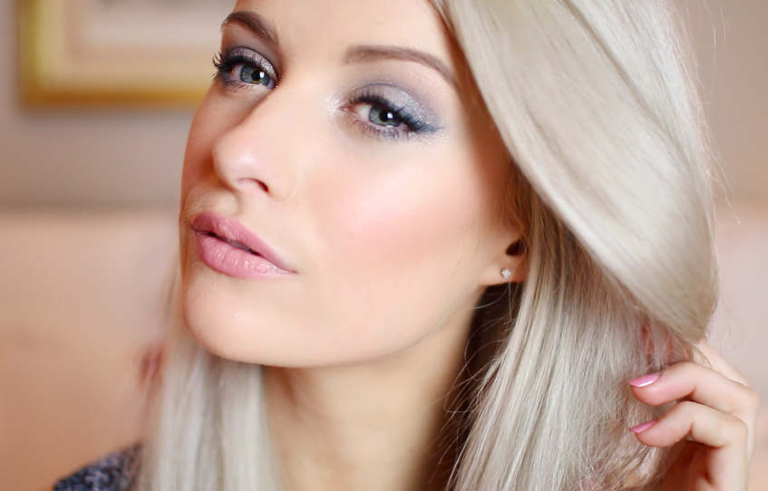 dior makeup look inthefrow