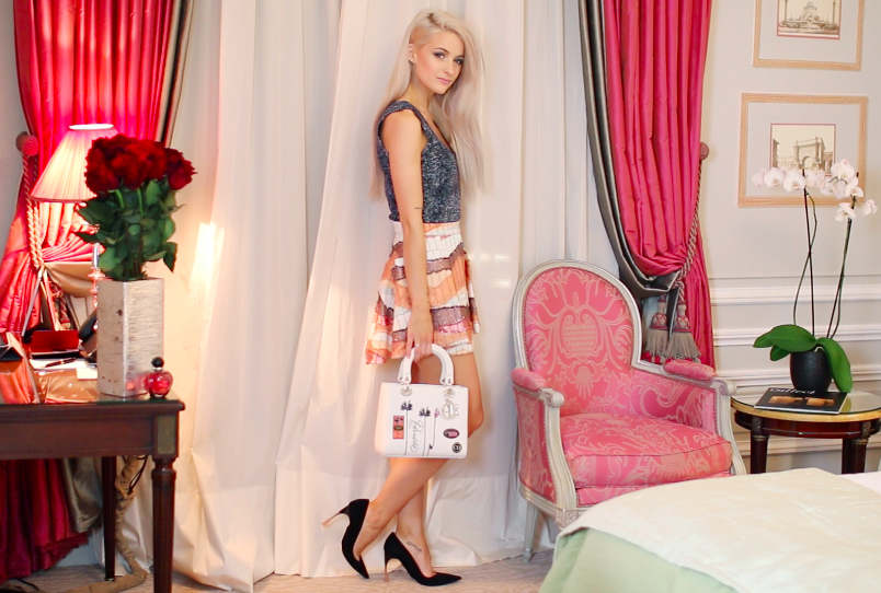 dior couture inthefrow