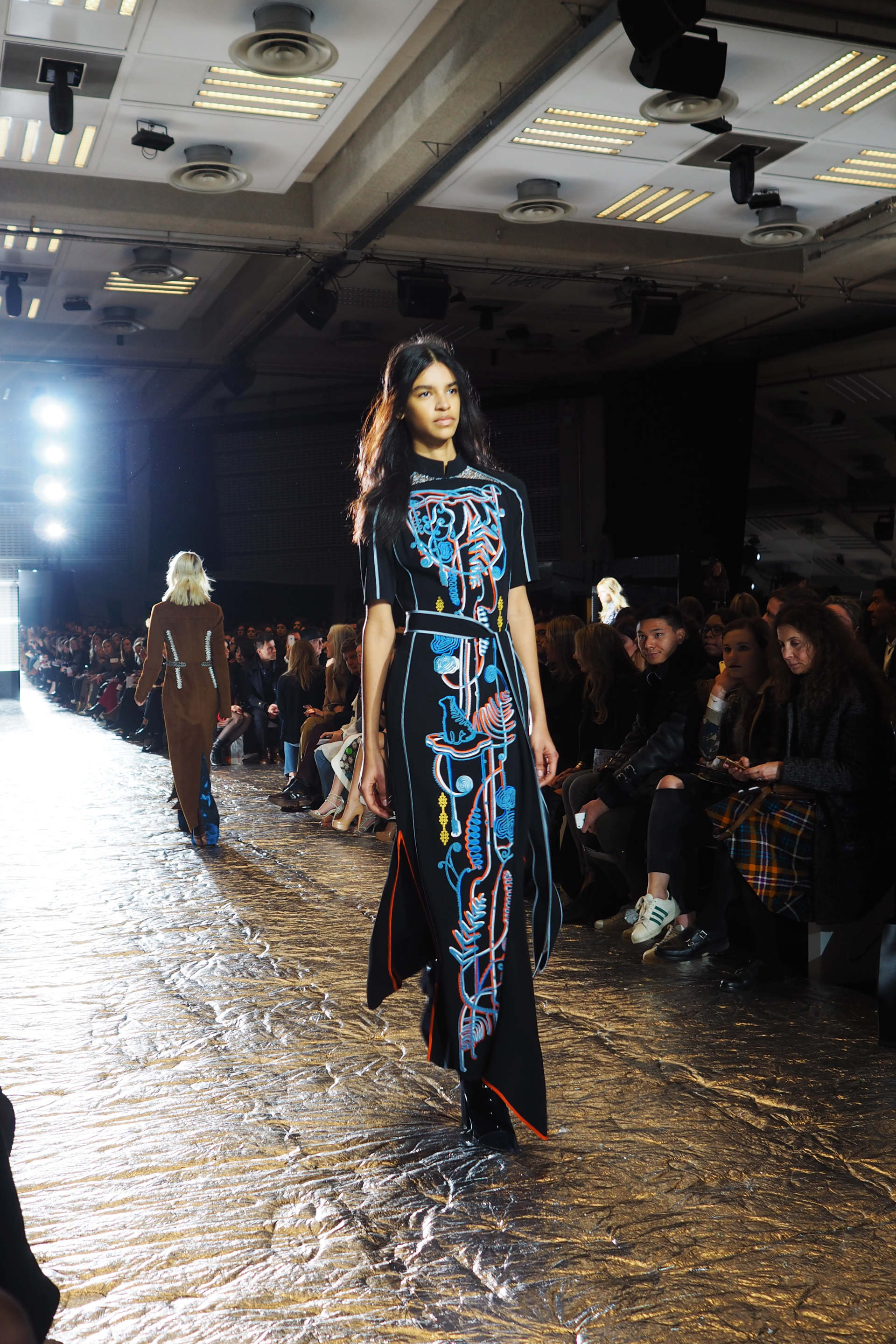 peter pilotto london fashion week a/w16 inthefrow