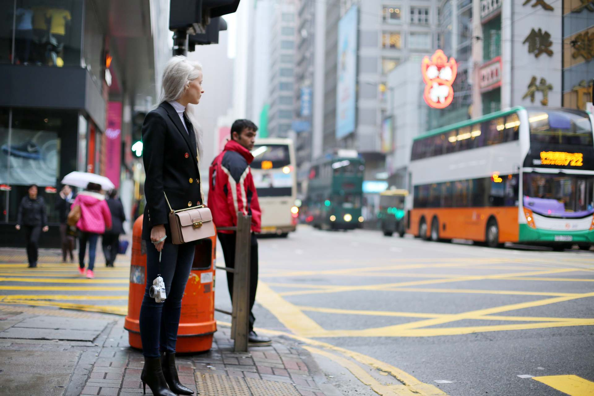 inthefrow in hong kong with mcm
