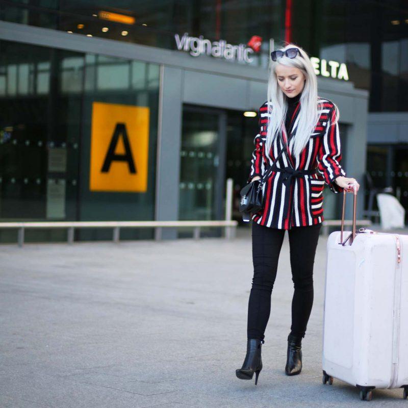 isabel marant striped jacket