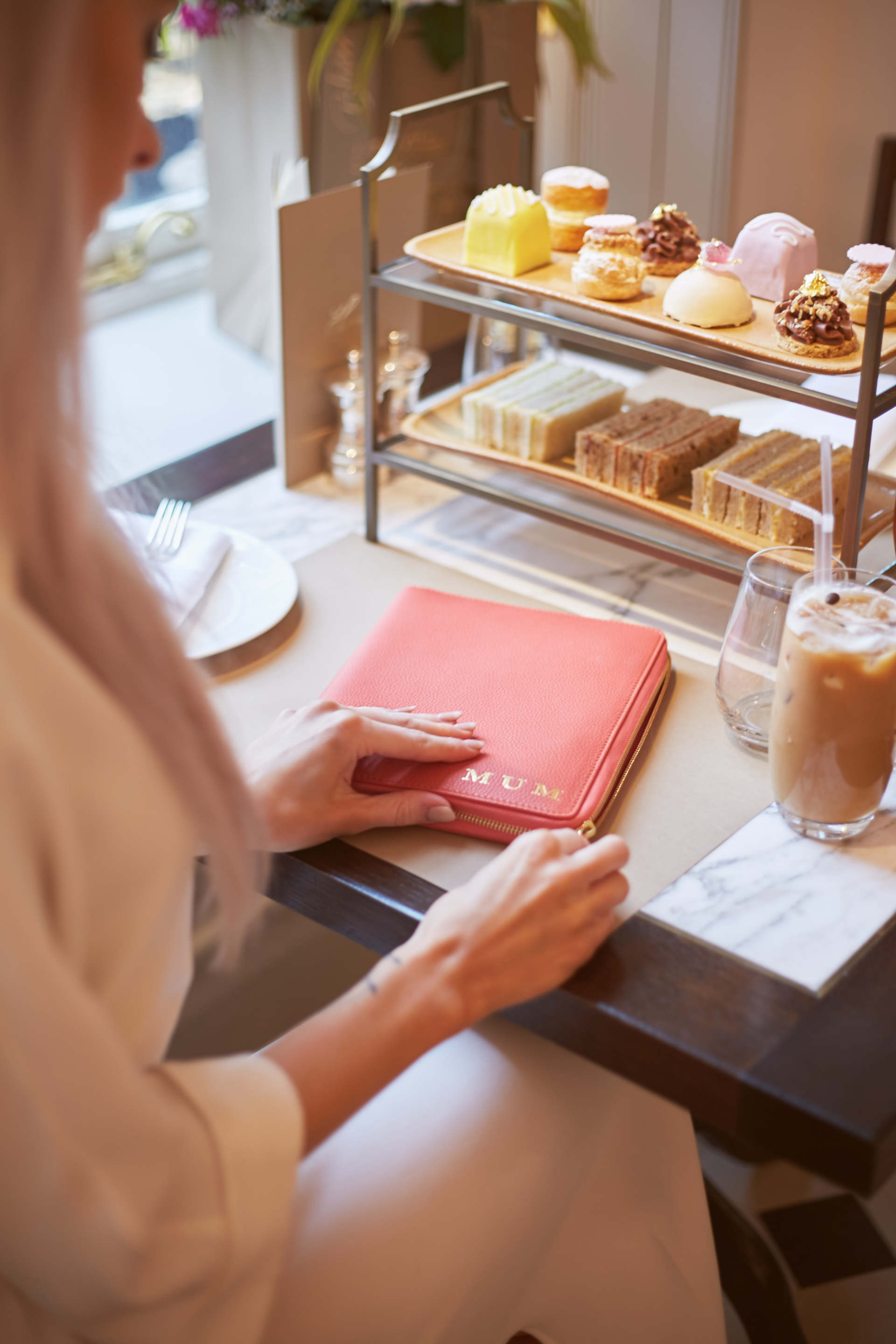 mothers day at burberry thomas's cafe inthefrow