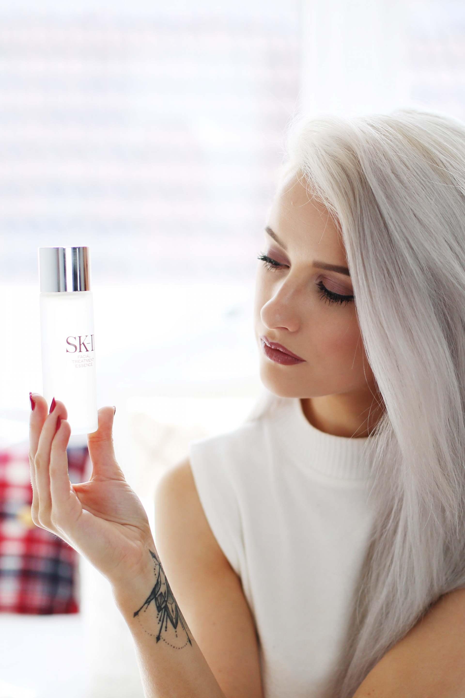 sk-II facial essence, inthefrow