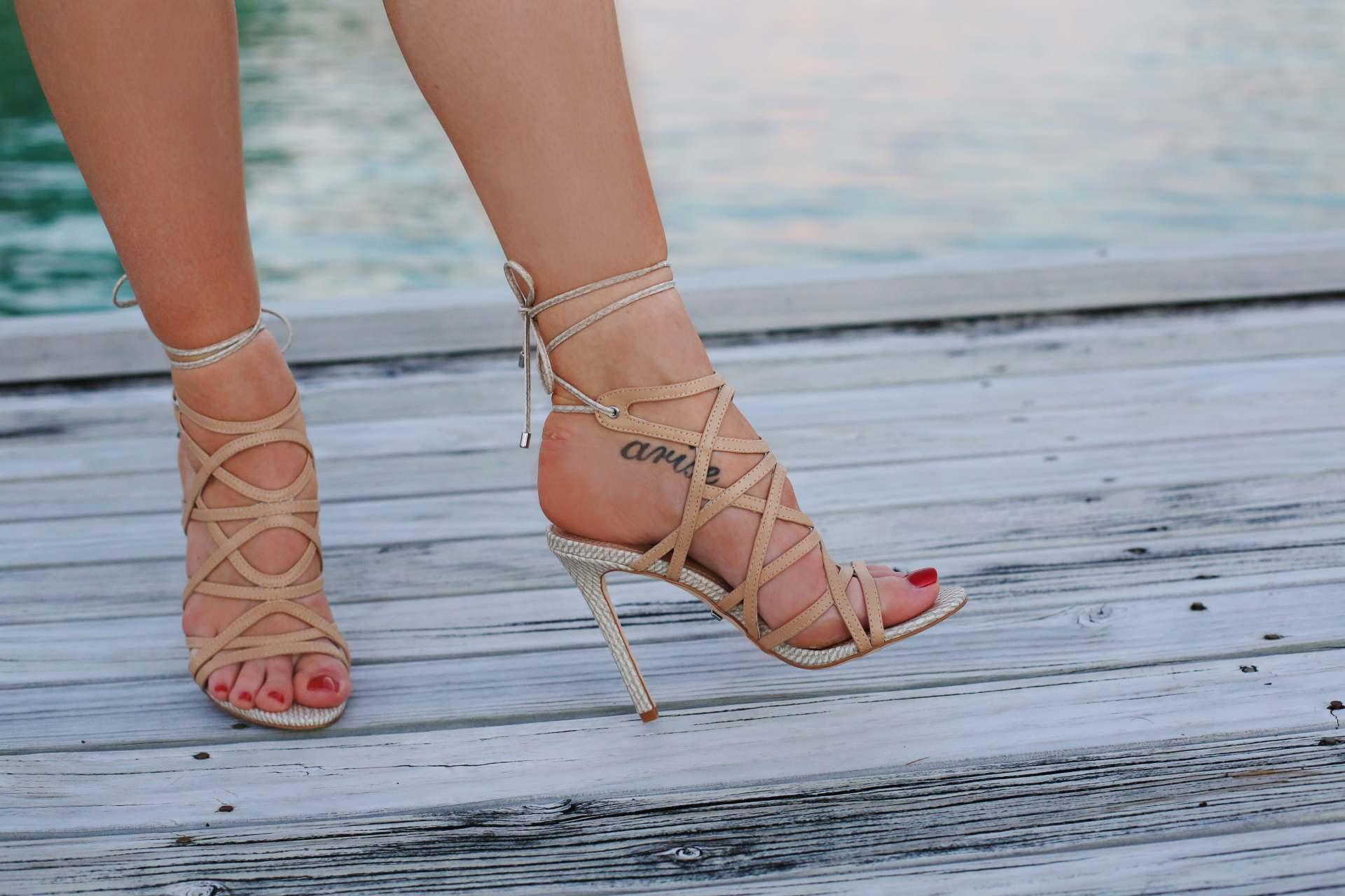 topshop heels inthefrow