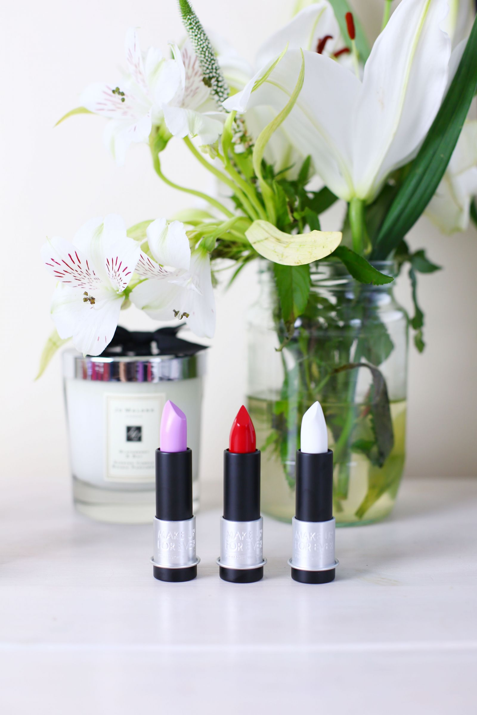 makeup forever lipsticks