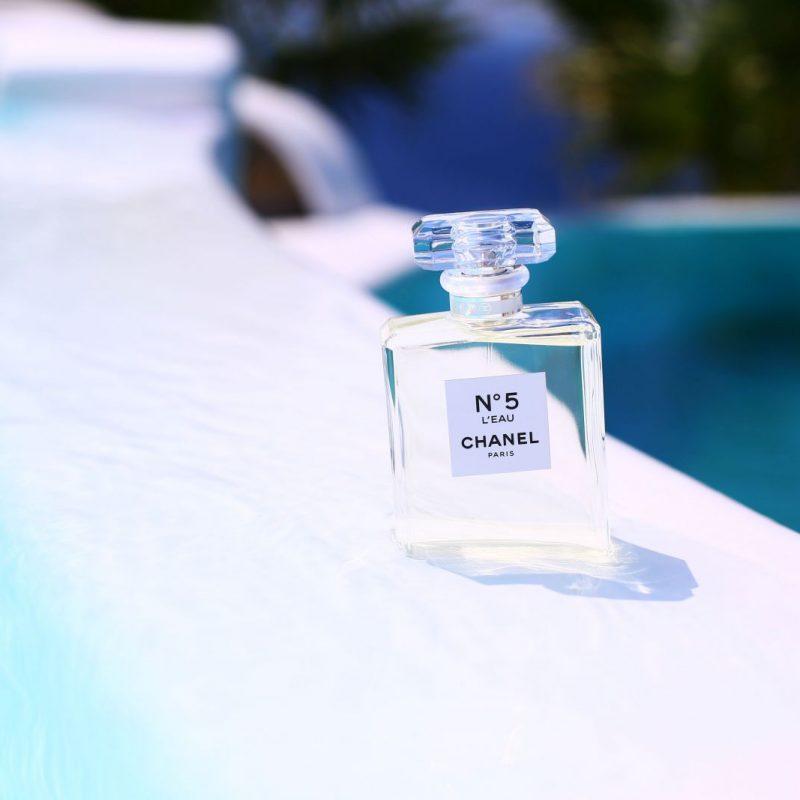 Chanel L'Eau No 5 Perfume Launch