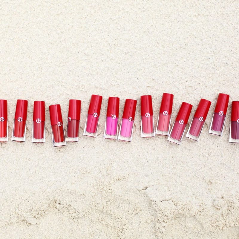 Armani Lip Magnet Collection