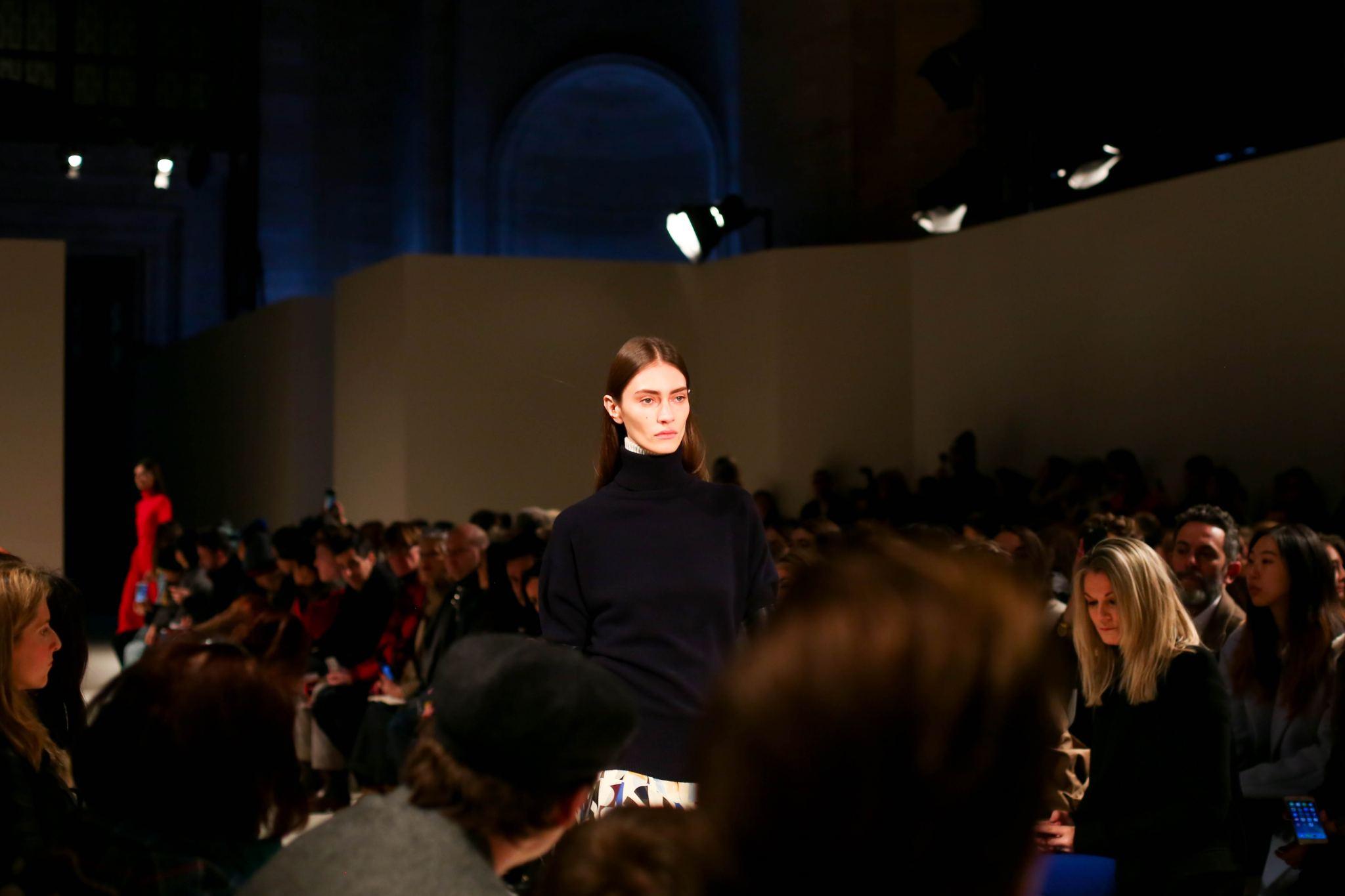 New York Fashion Week A/W17 Victoria Beckham