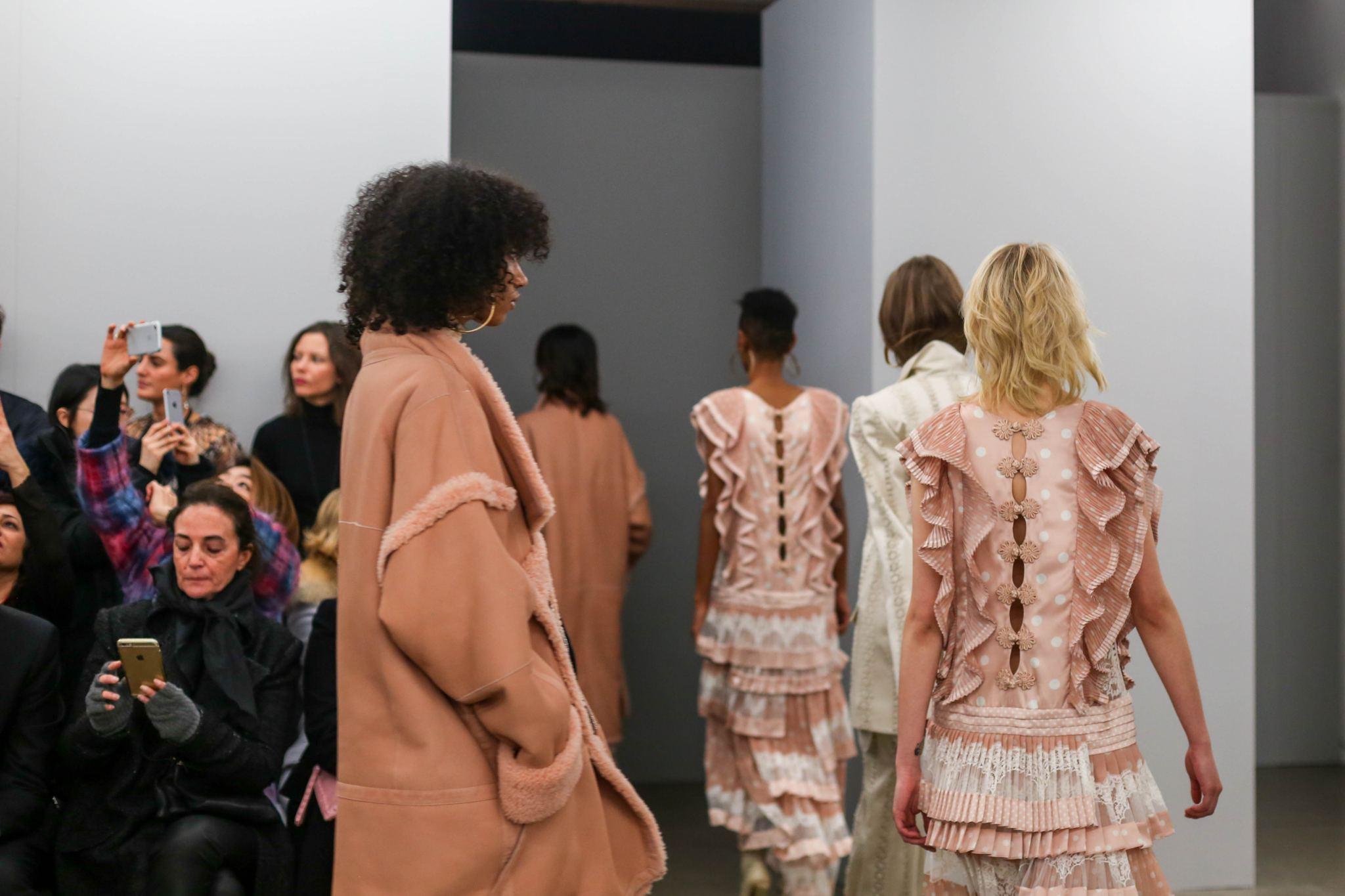 New York Fashion Week A/W17 Zimmermann