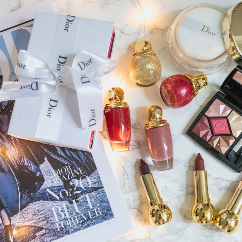 Dior Makeup Christmas Collection 2017 Precious Rocks