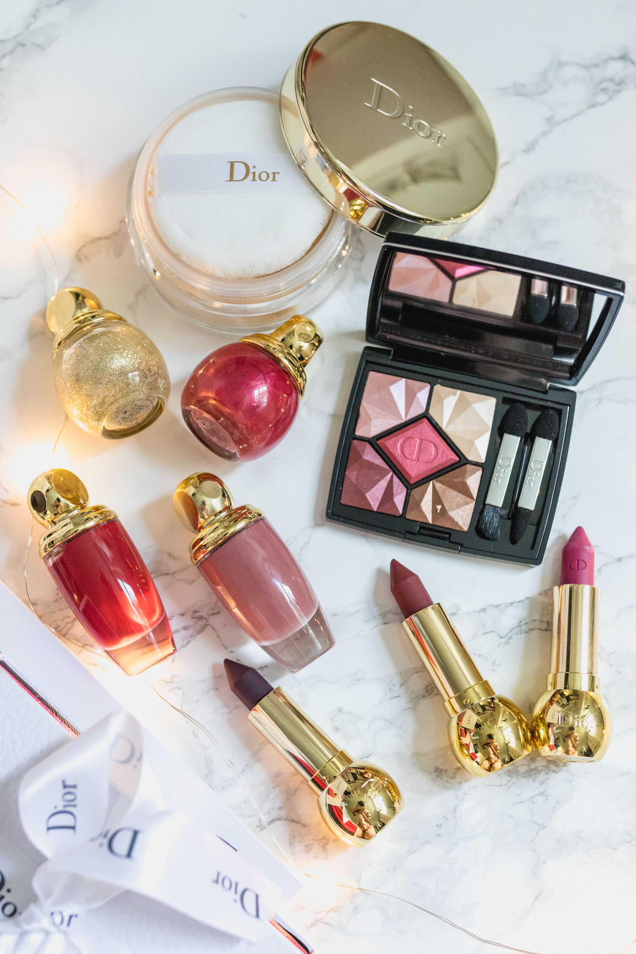collection noel 2018 dior Dior Festive Collection 2017: Precious Rocks   Inthefrow collection noel 2018 dior